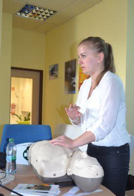 Nemocnice Valašské Meziříčí nabízí skupinové kurzy první pomoci