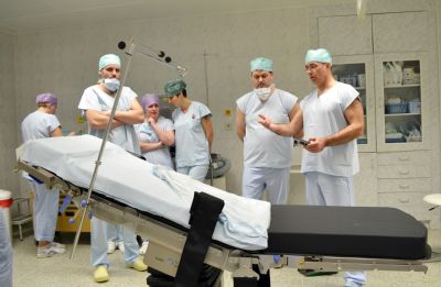 V Nemocnici Valašské Meziříčí jsou na morbidně obézní pacienty připraveni. V létě odoperují pacienta s váhou 200 kilogramů
