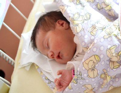 V Nemocnici Valašské Meziříčí se v prvním pololetí letošního roku narodilo více děvčátek