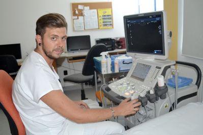 Nový ultrazvukový přístroj v Nemocnici Valašské Meziříčí umožní odhalit zdravotní problémy v ranějších stádiích