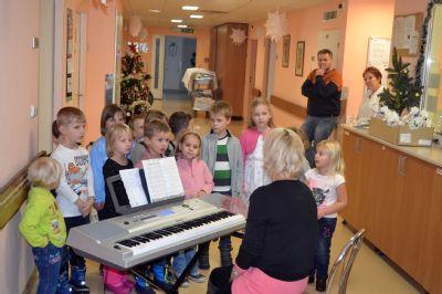 Vánoční duch zavítá i za pacienty Nemocnice Valašské Meziříčí