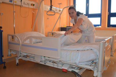 Nemocnice Valašské Meziříčí dokončuje modernizaci lůžkového fondu