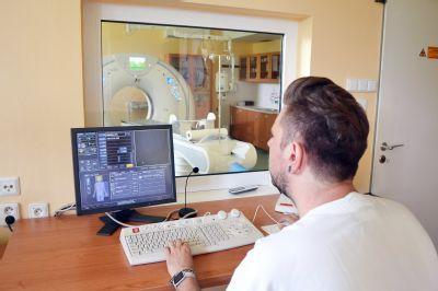 Nemocnice Valašské Meziříčí získala moderní výpočetní tomograf