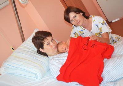 Pupečník v porodnici Nemocnice Valašské Meziříčí odstřihnou v ten pravý čas