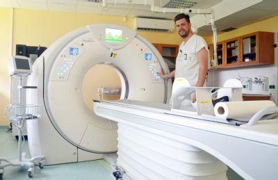 Nové vyšetření v Nemocnici Valašské Meziříčí zhodnotí stav tepen srdce