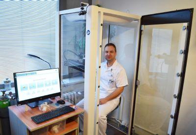 Na specializovaná plicní vyšetření už pacienti z Valašského Meziříčí nemusí dojíždět