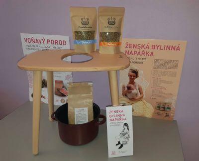Napářka zbylin pomáhá rodičkám vNemocnici AGEL Valašské Meziříčí kpříjemnějšímu porodu