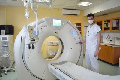 Nemocnice AGEL Valašské Meziříčí provedla s novým počítačovým tomografem 10 tisíc vyšetření a také rozšířila jejich spektrum