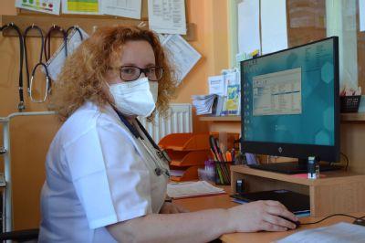 Chci udržet vysokou úroveň péče na našich interních odděleních, říká primářka interní odbornosti MUDr. Marie Černochová